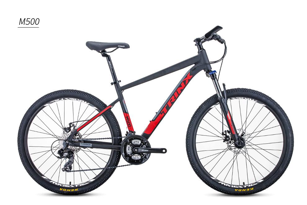 trinx m500 2 - Bán xe đạp TRINX M500 2021