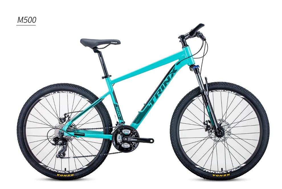 trinx m500 3 - Bán xe đạp TRINX M500 2021